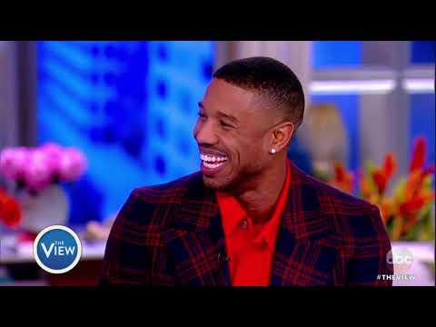 Michael B. Jordan On Attending Met Gala, 'Black Panther' Success, 'Fahrenheit 451' | The View