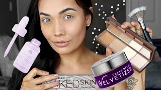 Urban Decay The Velvetizer | Shapeshifter | Liquid Aura FIRST IMPRESSIONS