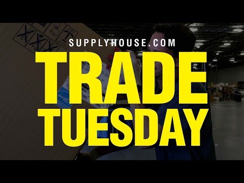 Trade Tuesday Nov 28th 2017 ONLY; 5% off everything site-wide; www.supplyhouse.com