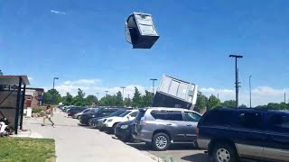 Flying Porta Potties