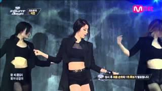 Jiyeon (T-ara) - 1min 1sec (Never ever) Live (Indo&Romanized sub)