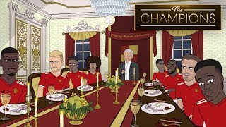 Jose Mourinho Proves All Is Fine At Manchester United   The Champions S1E3