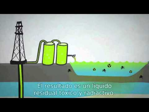 No al fracking en Europa
