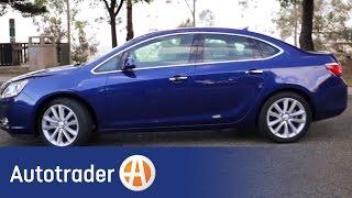 2013 Buick Verano -  Sedan   New Car Review   AutoTrader