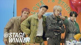 [4K] 위너의 미니콘서트💙|[@STAGE] with WINNER(위너)|MILLIONS, AH YEAH (아예), OMG, SOSO|딩고뮤직|Dingo Music
