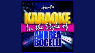 Il Diavolo E L'angelo (In the Style of Andrea Bocelli) (Instrumental Version)