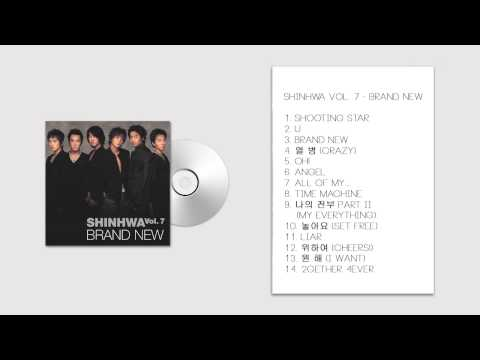 [Full Album] Shinhwa 신화 7집 - Brand new