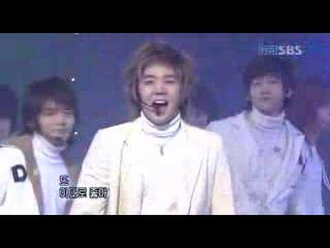 DBSK & Super Junior
