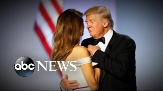 President Trump's Inauguration Day: Part 2