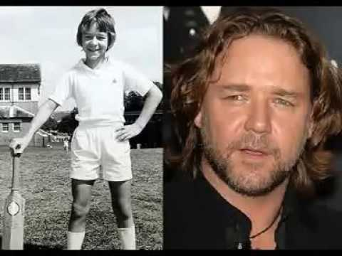 FAMOSOS - ANTES Y AHORA / Celebs - before and now