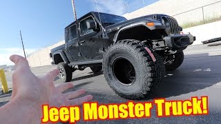 The FIRST MAJOR Mod for my Jeep Gladiator Rubicon!