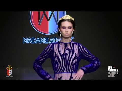 Madame Adassa at Los Angeles Fashion Week powered by Art Hearts Fashion LAFW