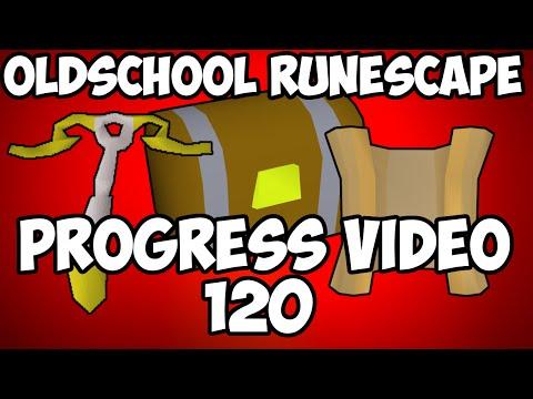 Oldschool Runescape - Elite Clue Scroll Loot! + 92 Slayer!   2007 Servers Progress Ep. 120