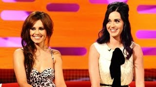 Red Chair Stories with Cheryl Cole and Katy Perry - The Graham Norton Show - S11 E9 - BBC One