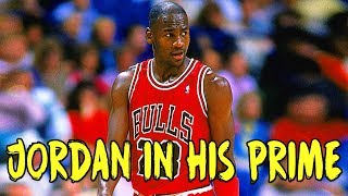 How Good Was Prime Michael Jordan?