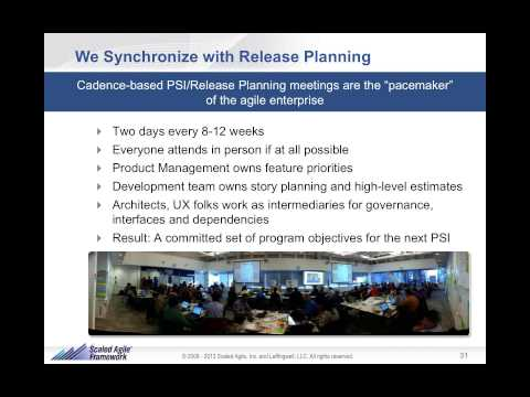 Webinar: LaunchingARTs: Why Start at the Program Level (May 30, 2013)