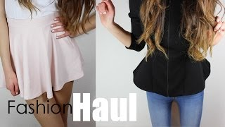 Akalineable – Fashion Haul April 2014 (aktuell erhältlich)