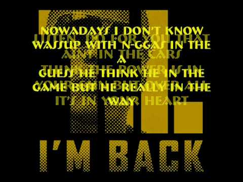 T.I.-i'm back lyrics