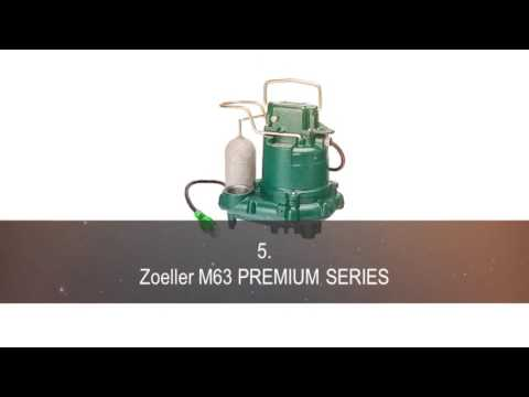 Best Selling & Top Rated Sump Pumps