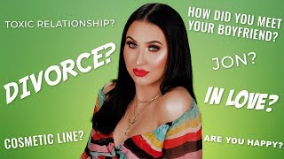 Q&A   GET READY WITH ME