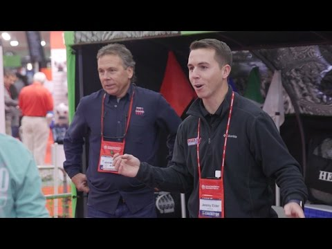Exhibiting at the 2017 NSCAA Convention
