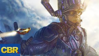 Galactus Will Be In Avengers 4