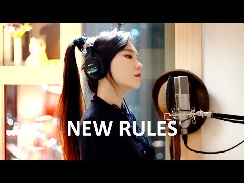 Dua Lipa - New Rules ( cover by J.Fla )