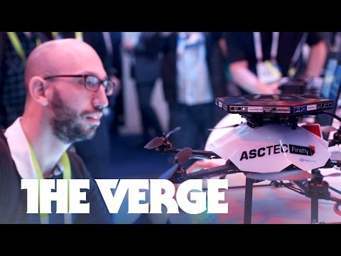Drones are improving at a ridiculously fast pace — CES 2015