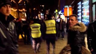 Altercații și înjurături de Revelion cu poliția anemică