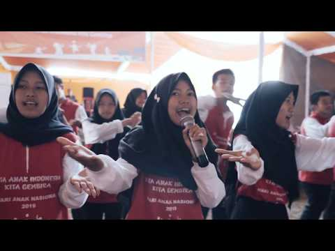 Hari Anak Nasional 2019 di Bengkulu