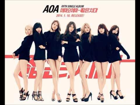 AOA - Miniskirt (짧은치마) [Audio] HD