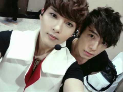 Donghae + Ryeowook = HaeWook :D