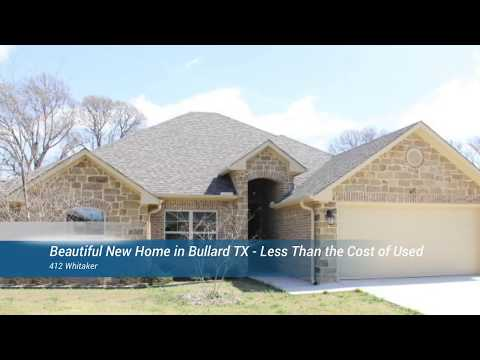 4 Bedroom Homes for Sale in Bullard TX 75757