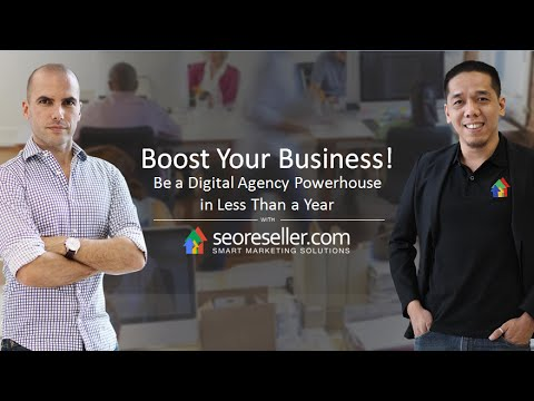 Be a Powerhouse Agency in Less Than a Year with SEOReseller com