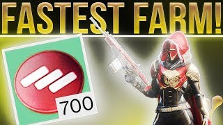 Destiny 2 Faction Rallies. THE FASTEST FACTION FARM IS BACK!!