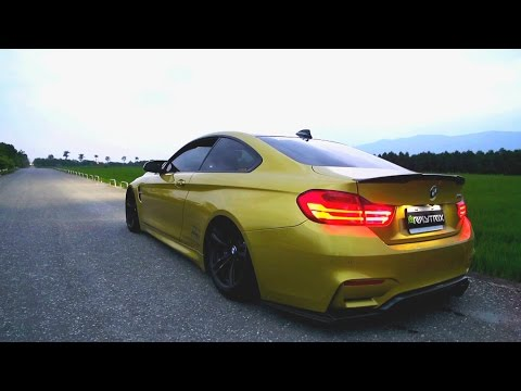 bmw m4 brutal revs and tunnel sound w armytrix iphone app. Black Bedroom Furniture Sets. Home Design Ideas
