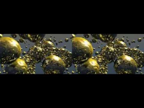 Gold Rush 3D (yt3d:enable=true) 3840x1080 resolution