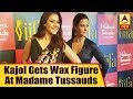 Kajol gets wax figure at Madame Tussauds Singapore