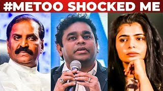 AR Rahman breaks silence on Me Too..
