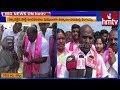 TRS Candidate Chirumarthi Lingaiah in Election Campaign at Nalgonda | hmtv Telugu News