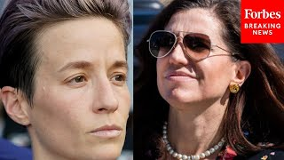Nancy Mace presses Megan Rapinoe on pay discrimination claims