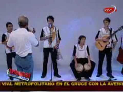 Chila Jatun -- Grupo de folklore andino- entrevista en lima, peru