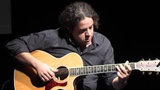 Guitarra percussiva: Sandro Norton at TEDxMatosinhos