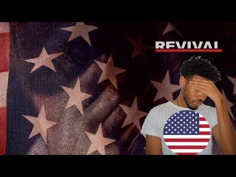 Eminem - REVIVAL First REACTION/REVIEW