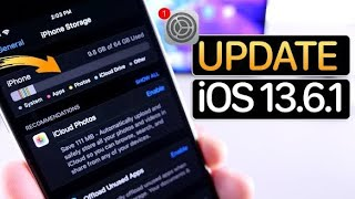 iOS 13.6.1 Released - 5 Reasons Why you Should Update!