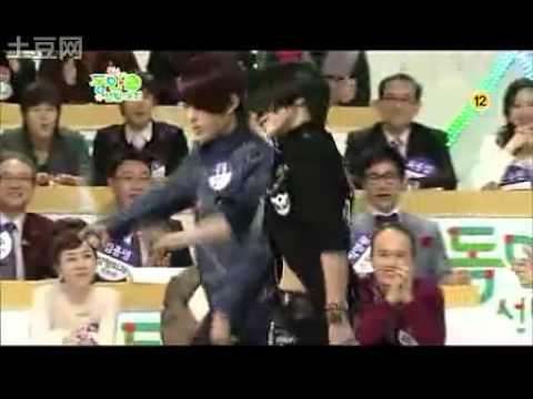 INFINITE dances to 2PM - I'll Be Back