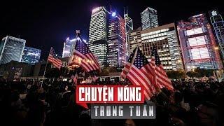 """Đạo luật Nhân Quyền Dân Chủ Hồng Kông: """"Cái tát vào mặt Bắc Kinh"""""""