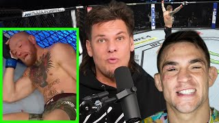 Theo Von Reacts To Dustin Poirier Defeating Conor McGregor