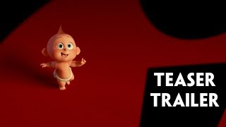 Incredibles 2 Official Teaser Tr HD
