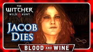 Witcher 3 🌟 BLOOD AND WINE ► Knight's Tales: Worst Ending - Fighting the Witch